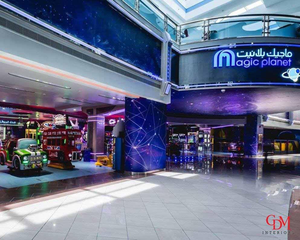 Hospitality interior design companies in Dubai