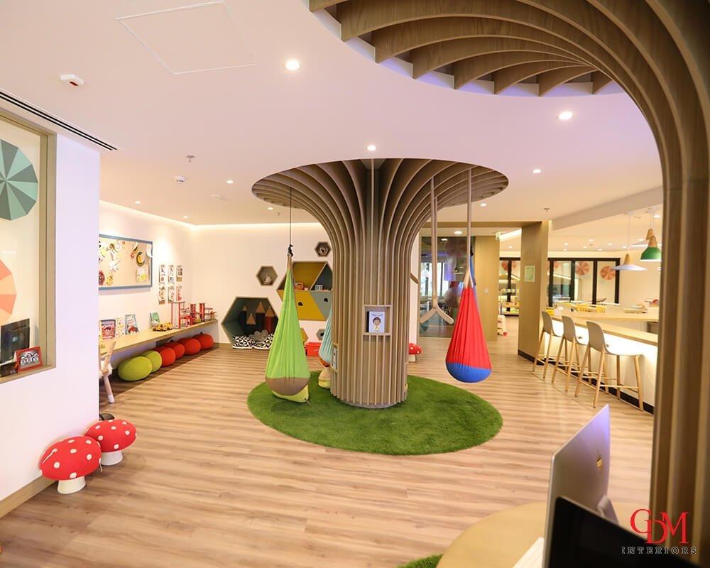 Hospitality interior design company in Dubai