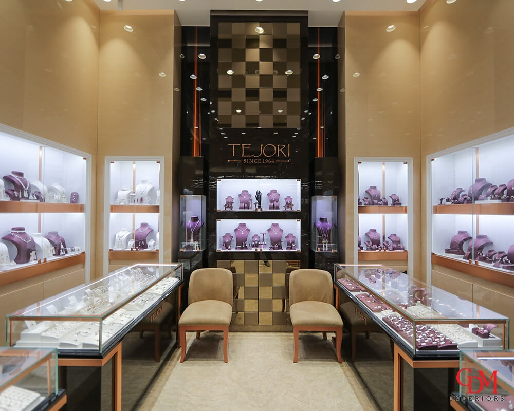 Jewellery Store fit out companies in Dubai