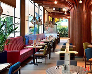 Restaurant fit out companies in Dubai