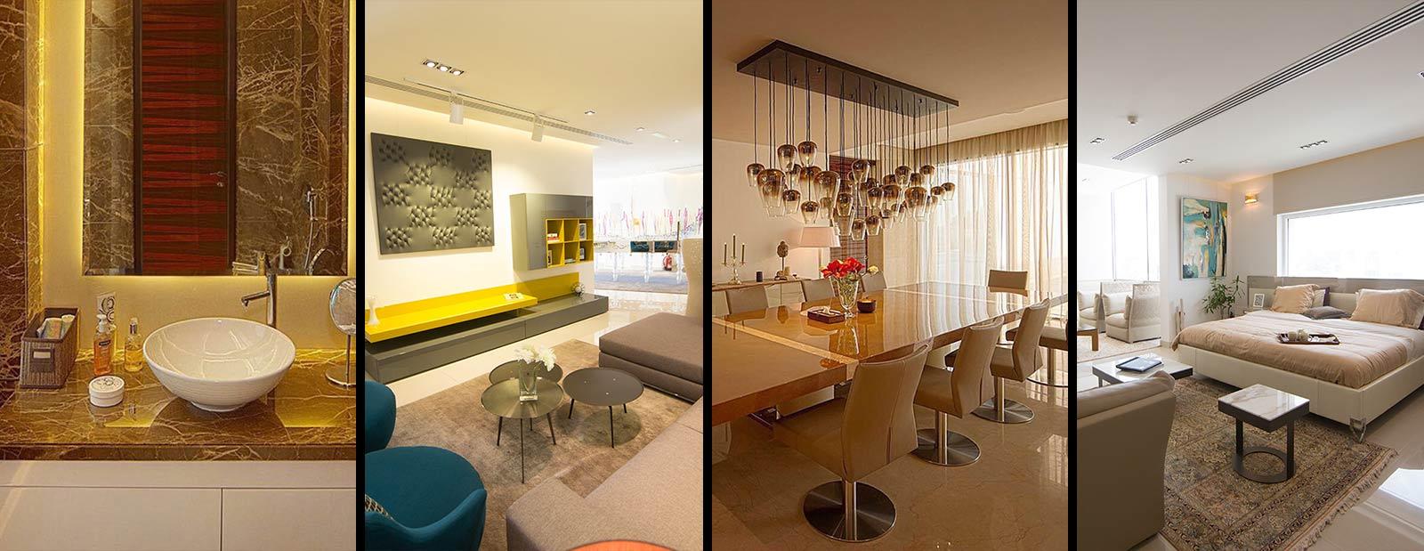 Best Residential Interior Design Services in Dubai