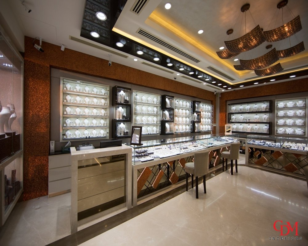 Jewellery Store fit out companies