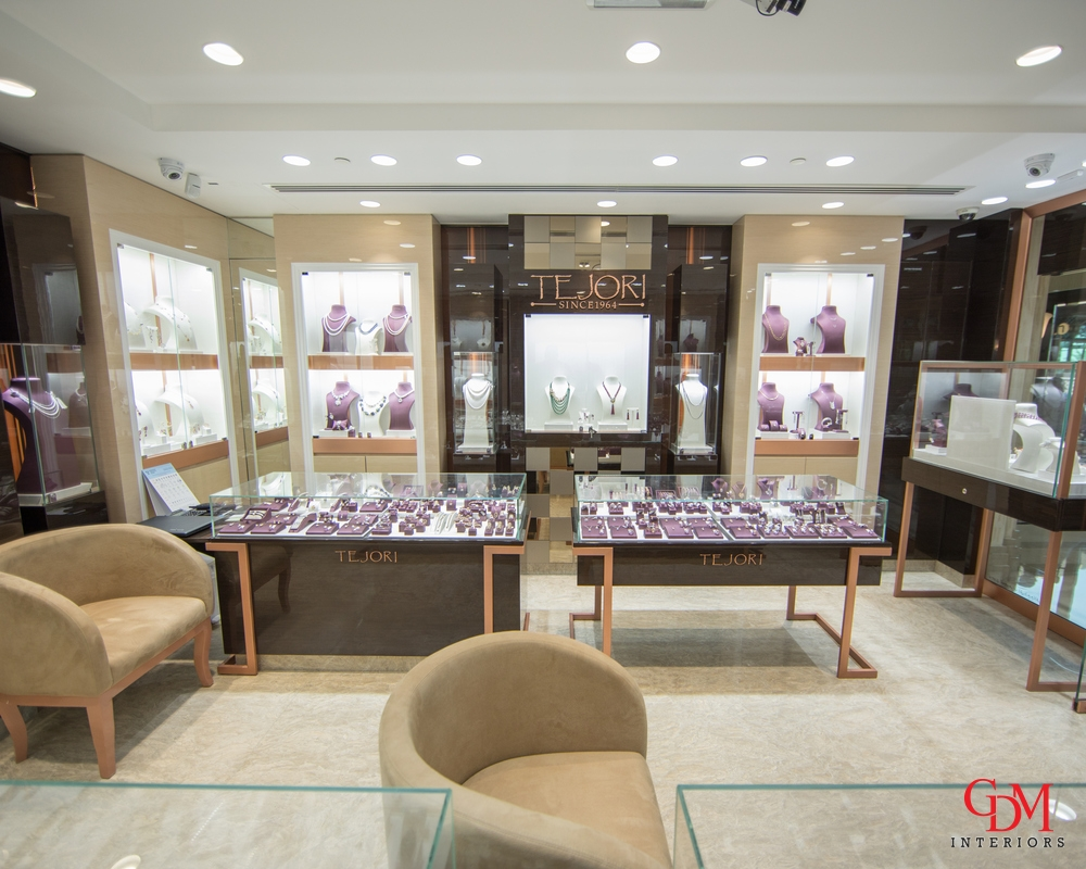 Jewellery Store fit out