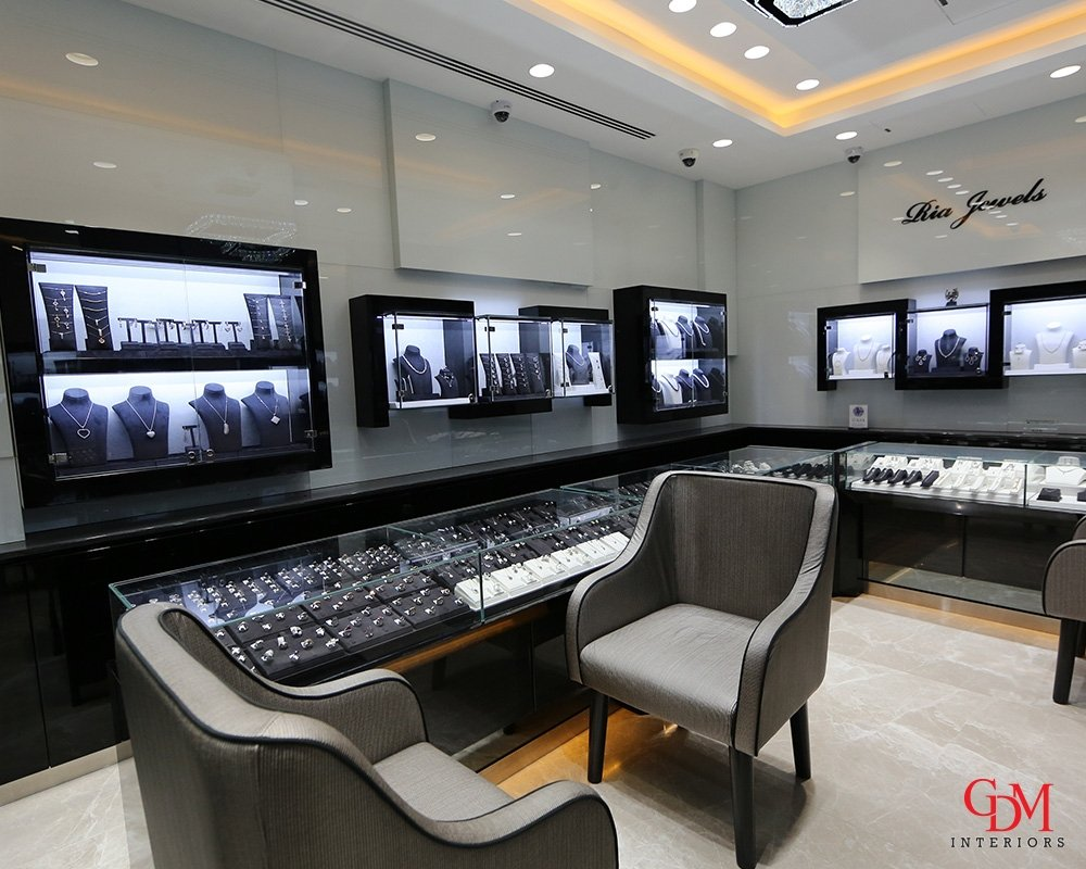 Jewellery Store interior design company
