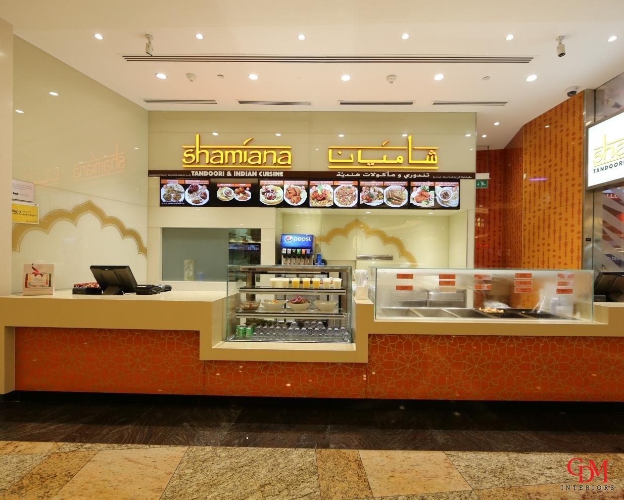 Restaurant fit out companies Dubai