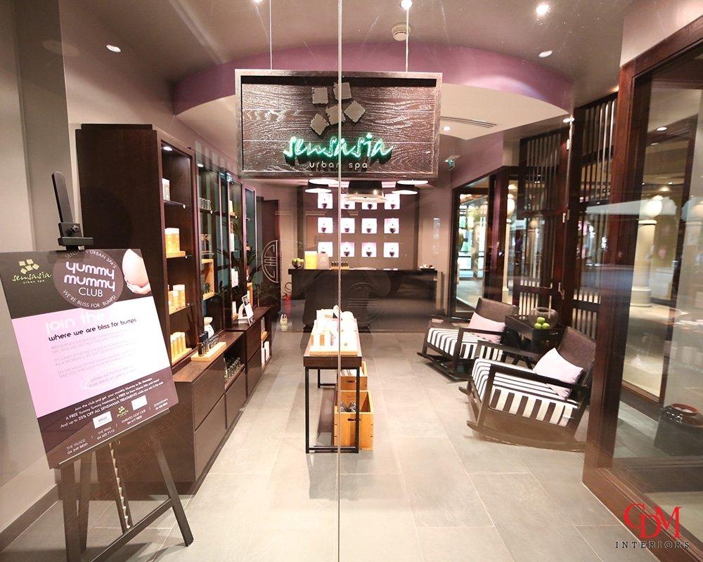 Hospitality interior design Dubai