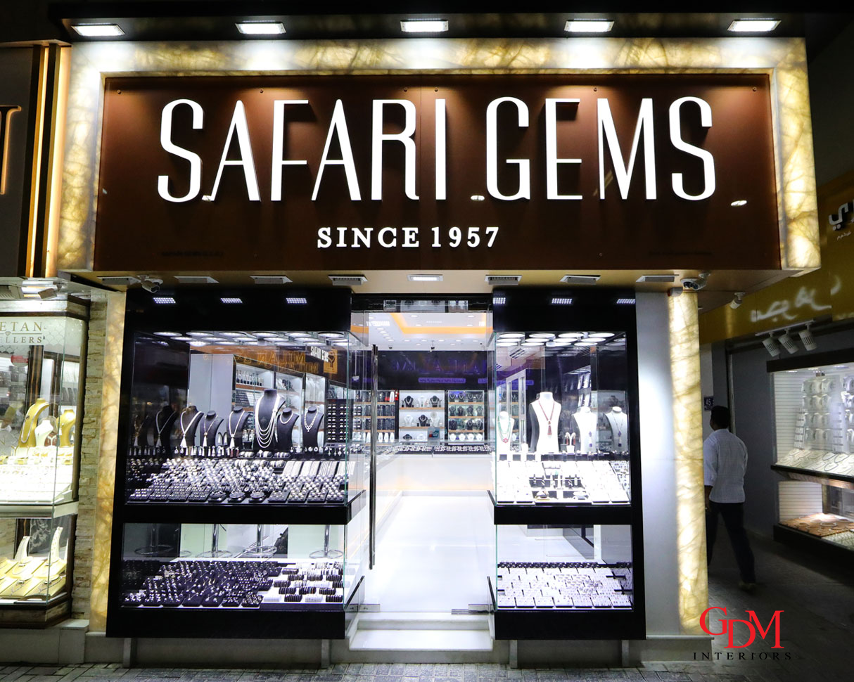 Jewellery Store fit out company