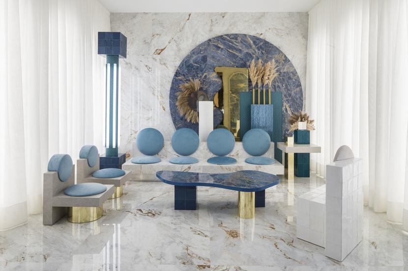 high-end residential interior design